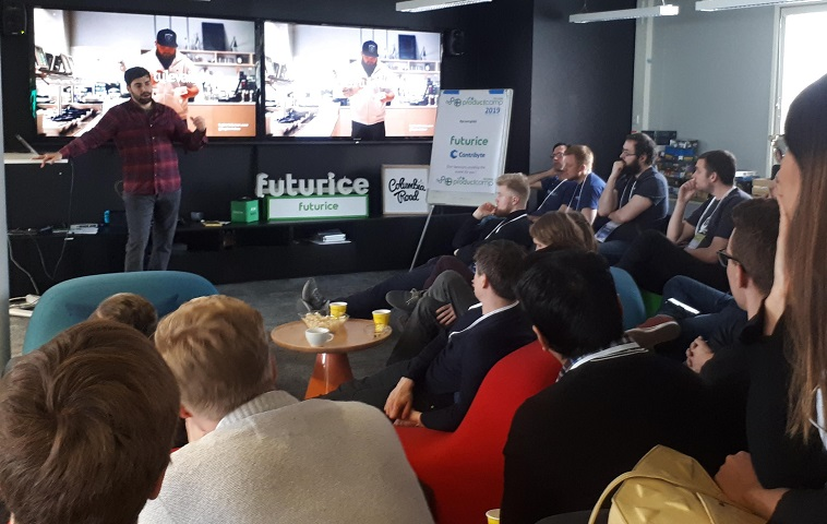 Greetings from Productcamp Helsinki 2019 Event